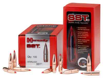 Hornady Bullets 6.5mm .264 - 140gr Sst 100ct