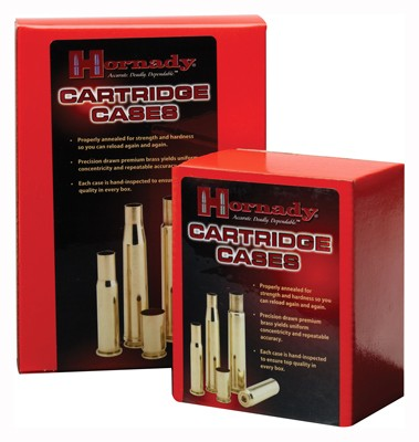 Hornady Unprimed Cases - .45acp 100-pack