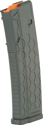 Hexmag Magazine Ar-15 5.56x45 - 30rd Gray Polymer Series 2