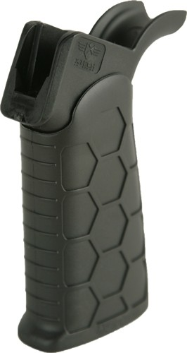 Hexmag Grip Tactical Black - Fits Ar-15