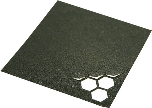 HexMag Hexmag Black Grip Tape - 46 Hex Shapes For Hexmags