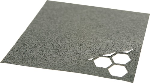 HexMag Hexmag Gray Grip Tape - 46 Hex Shapes For Hexmags