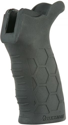HexMag Hexmag Grip Suregrip Kit Black - Fits Ar-15