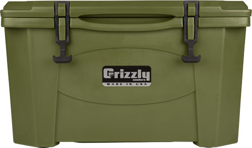 Grizzly Coolers Grizzly G40 - Od Green/od Green 40qt Cooler