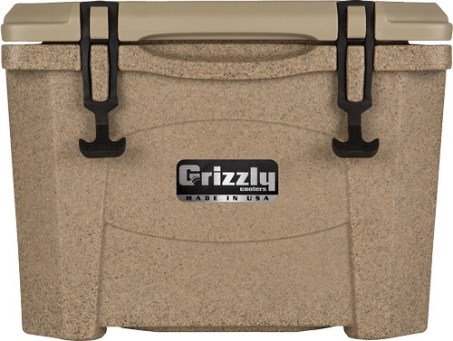 Grizzly Coolers Grizzly G15 - Sandstone/sandstone 15qt Coolr