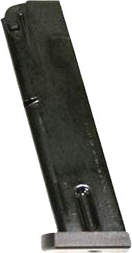 Beretta Magazine M9a3 9mm - Luger 17-rounds Black Steel