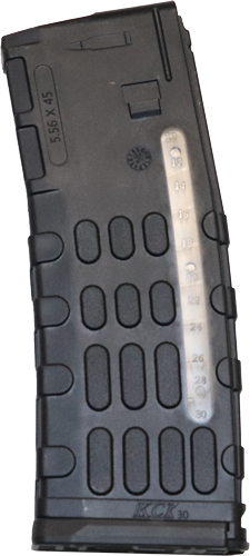 Kci Usa Inc Magazine Ar15 .223 - 30 Round Black Poly W/window