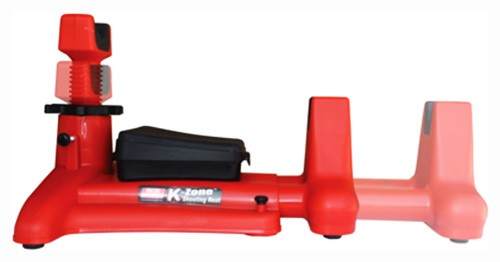 Mtm K-zone Shooting Rest - Red
