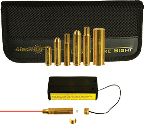 Aimshot Bore Sight .223 20x W/ - Top 6 Rifle Cal Arbors