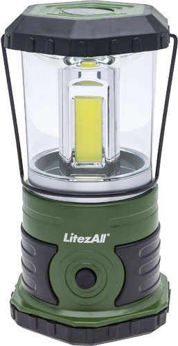 Promier 1500 Lumen Lantern - Weather Resistant Green