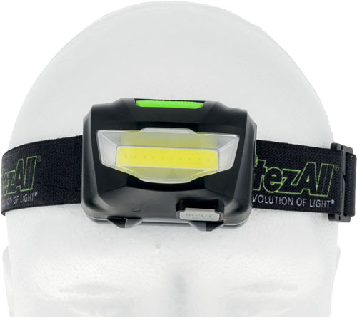 Promier 120 Lumen Rechargeable - Headlamp 3 Mode White Light