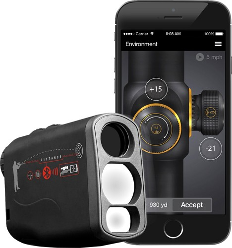 Atn Laser Range Finder 1000 - W/bluetooth