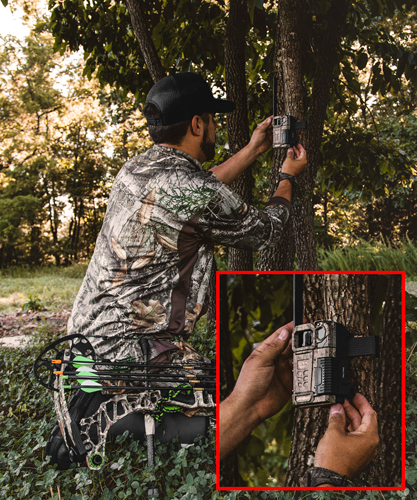Spypoint Trail Cam Link Micro - At&t Lte 10mp Camo