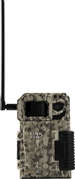 Spypoint Trail Cam Link Micro - Verizon 10mp Low Glow Camo