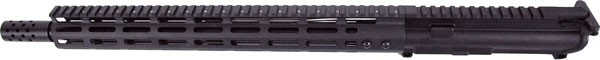"Great Lakes Firearms & Ammo Glfa Ar-15 Complete Upper - .458 Socom 16"" Nitride Black"