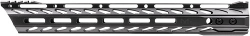 "Phase 5 Handguard Lo-pro Slope - Nose 15"" M-lok For Ar-15 Black"