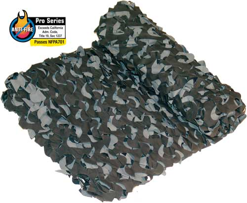 "Cu Camo Netting Pro Series - Ultra-lite 7'10""x9'10"" Night!"