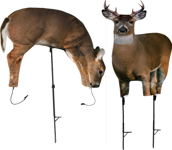 Montana Decoy Deer Archers - Choice Plot Pack Buck/doe
