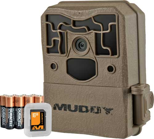 Muddy Trail Camera Pro Cam - 18mp W/batteries & Sd Card