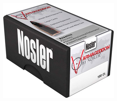 Nosler Bullets 6mm .243 - 70gr Varmageddon Tipped 100ct