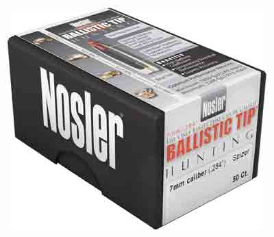 Nosler Bullets 7mm .284 - 150gr Ballistic Tip 50ct