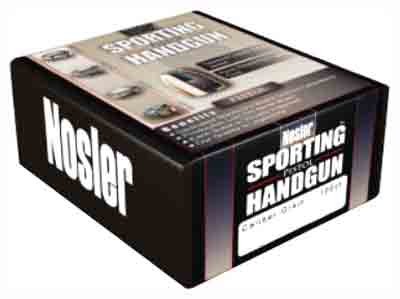 Nosler Bullets Nosler Bullets 10mm .400 - 200gr Jhp 250ct