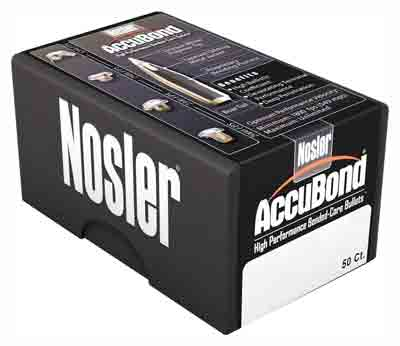 Nosler Bullets 25 Cal .257 - 110gr Accubond 50ct