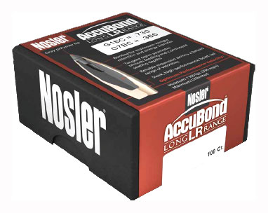 Nosler Bullets 7mm .284 - 175gr Accubond Lr 100ct