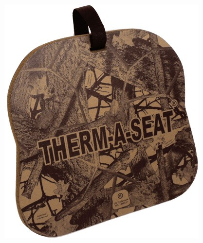 "Nep Seat Traditional - 3/4"" 13""x14"" Invision Brn Camo"