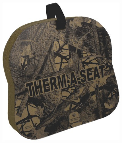 "Nep Seat Traditional - 1.5"" 13""x14"" Invision Brn Camo"
