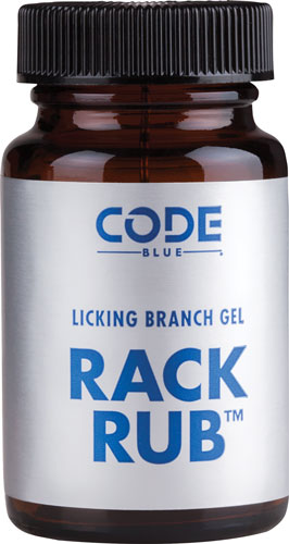 Code Blue Code Blue Deer Lure Rack - Rub Licking Branch Gel 2oz.