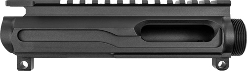 New Frontier Pistol Cal Upper - Stripped Billet Black