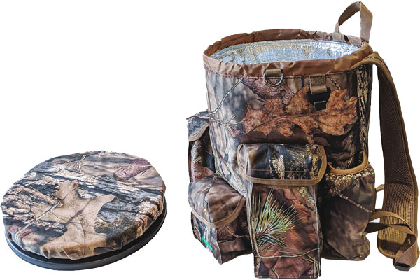 Peregrine Outdoors Venture - Bucket Pck W/seat Mobu Country