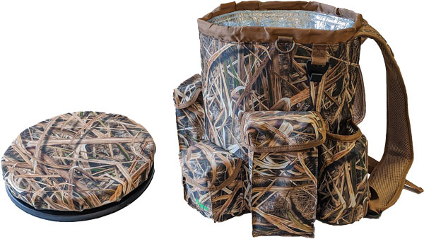 Peregrine Outdoors Venture - Bucket Pck W/seat Mosg Blades