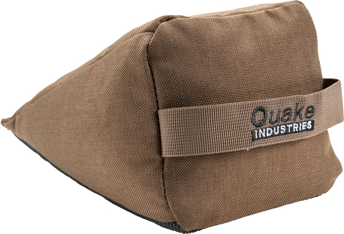 Quake Shooting Bag Medium - Triangular Rear Brown
