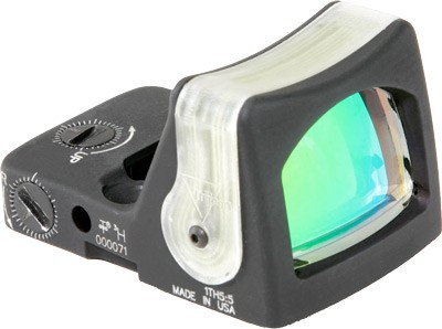 Trijicon Rmr Sight Dual Illum. - Green Triangle W/o Mount
