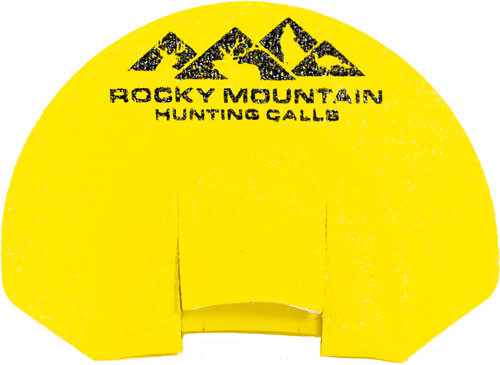 Rmhc #105 Mellow Yellow Momma - Elk Call Diaphragm