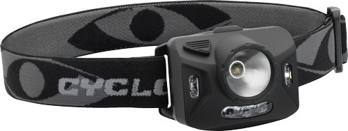Cyclops Headlamp Ranger Xp - 4-stage Led 126lum Black/grey