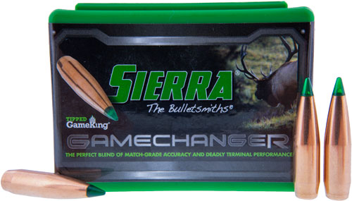 Sierra Bullets .30cal .308 - 165gr Tgk Gamechanger 50ct