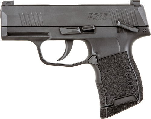 Sig Air-p365-bb .177bb - 12gr.co2 12rd Black Air Pistol