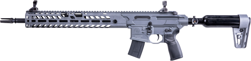 Sig Air-virtus-22 Pcp .22 Cal - 30rd Grey Air Rifle