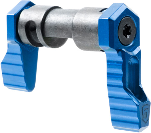 Phase 5 Safety Selector Ambi - 90 Degree For Ar-15 Blue