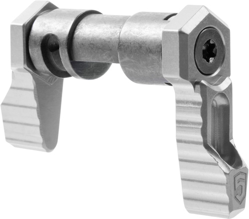 Phase 5 Phase 5 Safety Selector Ambi - 90 Degree For Ar-15 Grey