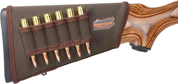 Beartooth Products Brown - Stockguard 2.0 W/rifle Loops