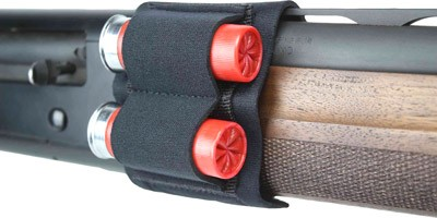 Beartooth Products Shotshell - Sideshell Black Holds 2 Shells