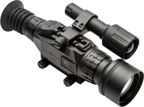 Sightmark Wraith Hd 4-32x50 - Digital Day/night Riflescope