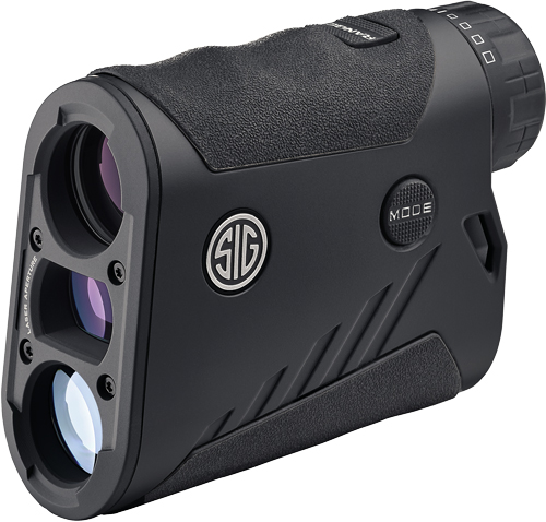 Sig Optics Laser Rangefinder - Kilo 1600 6x22 Black