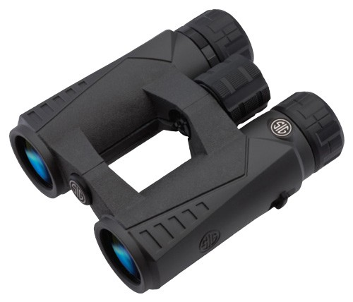 Sig Optics Binocular Zulu 3 - 10x32 Bak4 Roof Prism Gray