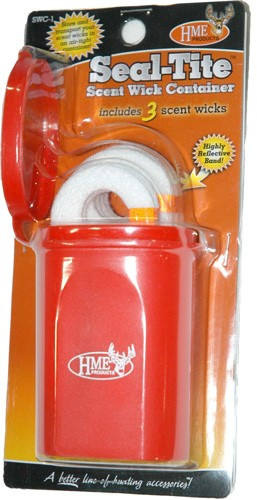 Hme Scent Wicks Big Dipper - W/sealable Container