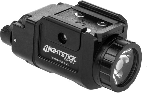 Nightstick Xtreme Lumens Metal - Compact Weapon Mnt Lght W/strb